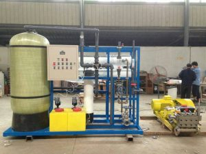 Desalination system (2T/h)