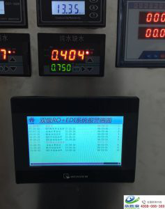 PLC automatic control system
