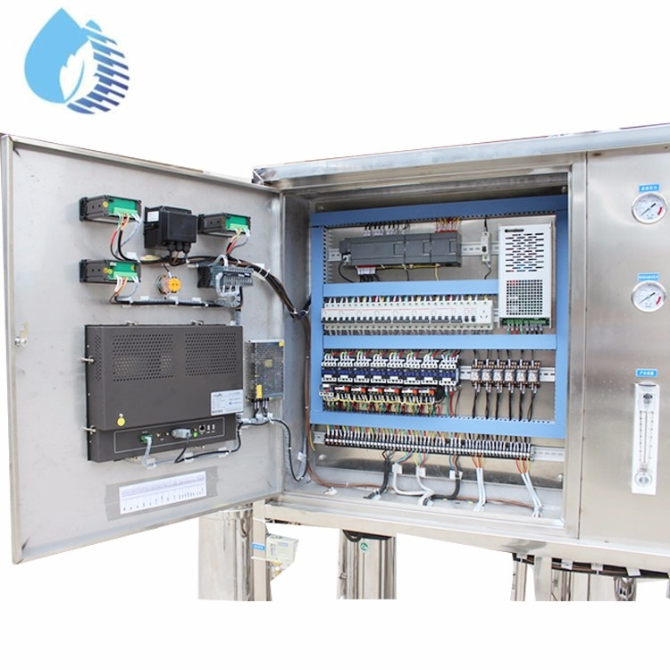 water desalination plant borehole salty water treatment system